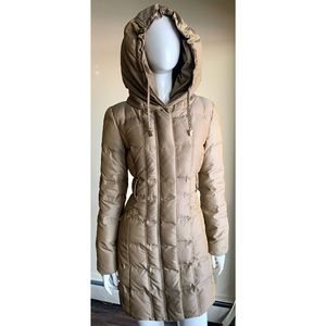 Zara Woman Down Jacket Large NWOT